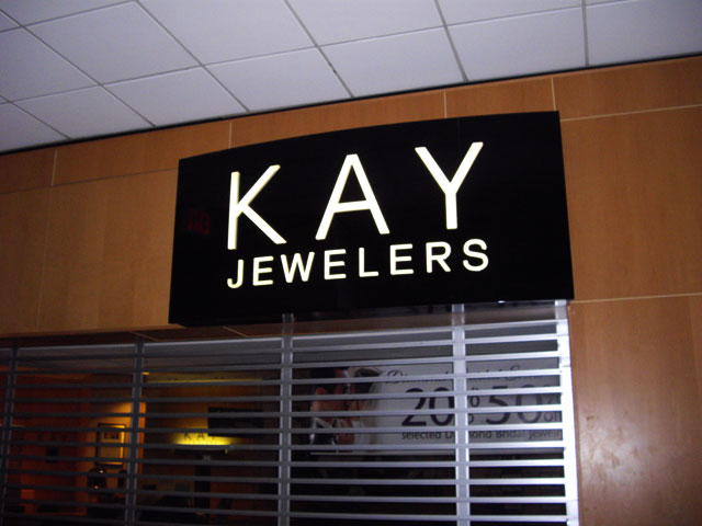 kay-jewelers-cabinet-sign