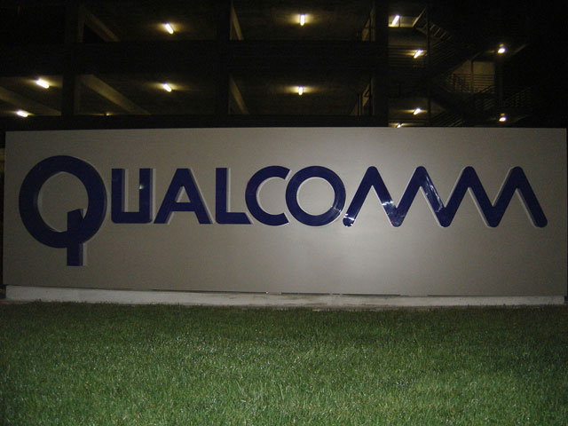Qualcomm Monument Sign